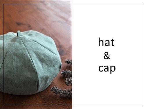型紙(帽子)