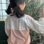 子供服 ジュニア 姉妹お揃い 手作り 型紙 ハンドメイド