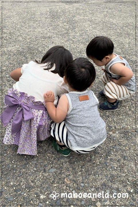 ミニスカート 子供服 型紙 手作り ハンドメイド