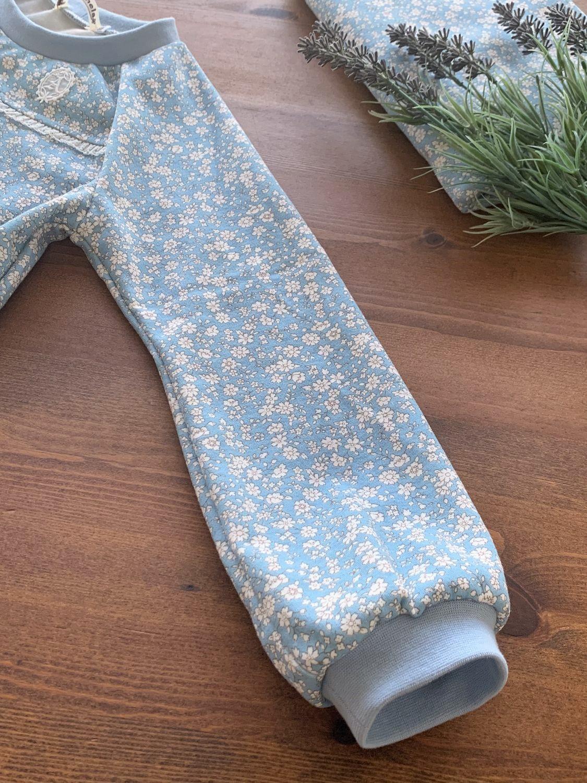 ラグランプルオーバー 可愛い 子供服 型紙
