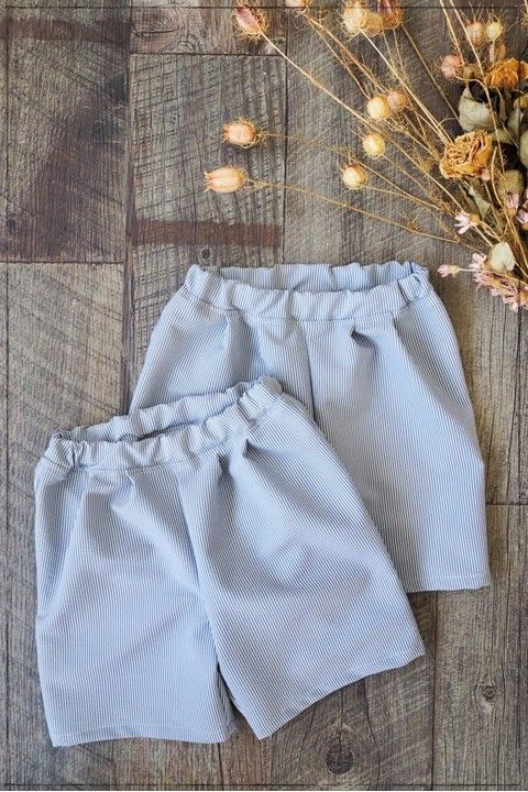 双子服|クールマックスのさらさらハーフパンツ