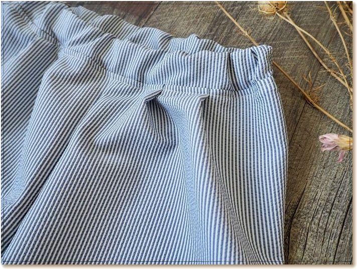 双子服,クールマックス,ハーフパンツ,手作り,子供服 型紙